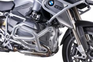 BMW R1200GS LC (2013) Defensas Inferiores + Superiores Puig Color Gris - Ref 6538U + 6814U