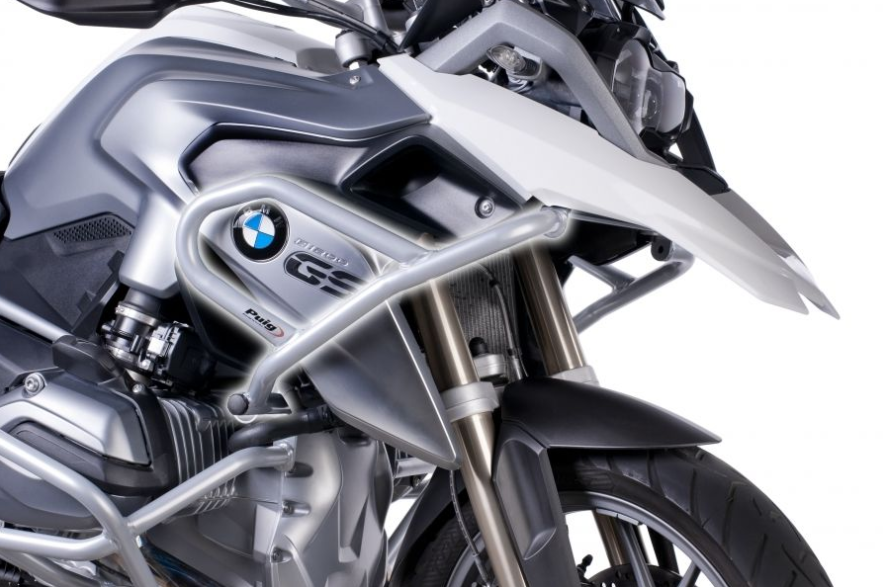 Defensas Superiores BMW R1200GS LC (2013) Puig Color Gris - Ref 6814U