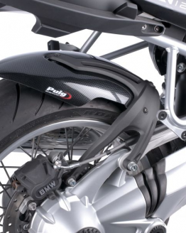 Guardabarros Trasero BMW R1200R (2006-2014) Puig Color Símil Carbono - Ref 5861C