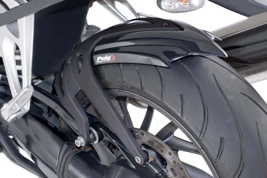 Guardabarros Trasero BMW K1300R/S (2009-2016) Puig Color Carbono - Ref. 5887C
