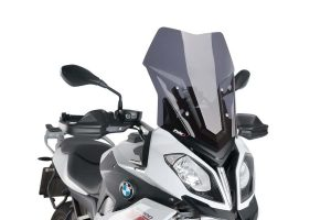 Cúpula Touring BMW S1000 XR (2015-2017) Puig Color Ahumado Oscuro- Ref. 7619F