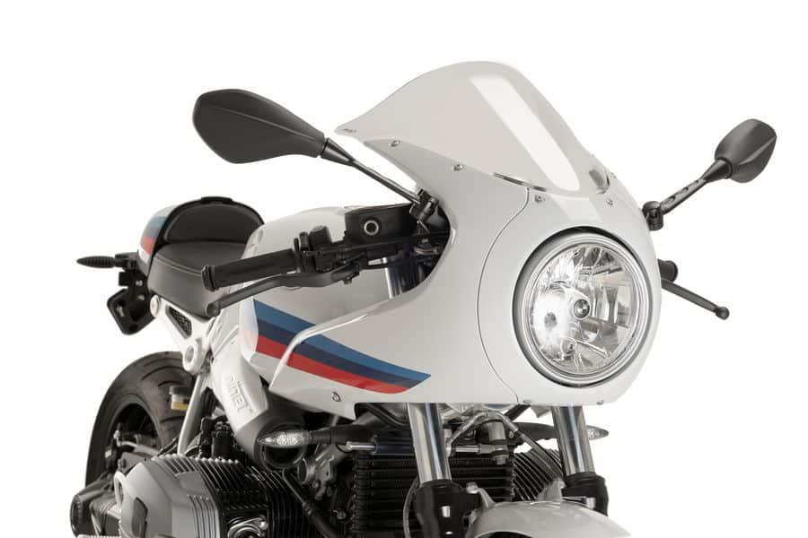 CÚPULA RACING BMW R NINE T RACER 2017. Transparente. Ref 9402W